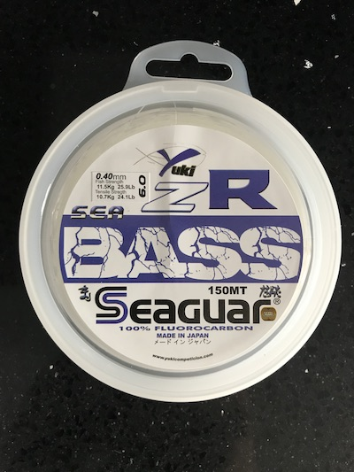 Yuki Seaguar ZR Sea Bass