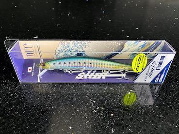 DUO Tide Minnow Slim 120 Flyer Neu 2020 Salzwasser Fischen Köder Harte Seabass